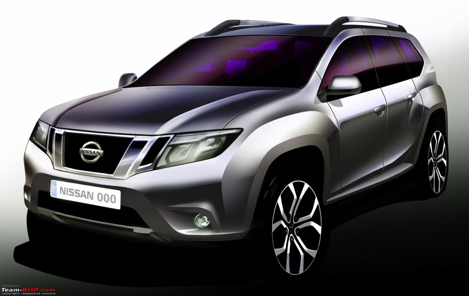 team bhp nissan 39 s duster based suv the terrano full pics are out. Black Bedroom Furniture Sets. Home Design Ideas