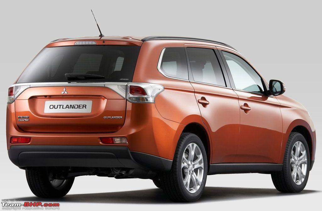 Mitsubishi Outlander Diesel coming to India in early 2014  TeamBHP