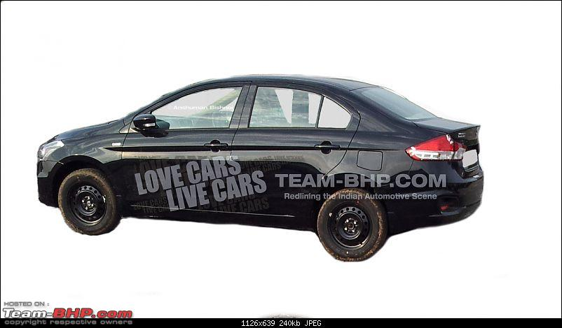 Team-BHP SCOOP: Maruti Ciaz / YL1. Scoop Pics on Page 99-yl1_002.jpg