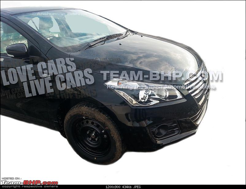 Team-BHP SCOOP: Maruti Ciaz / YL1. Scoop Pics on Page 99-yl1_005.jpg