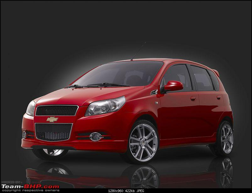 After Spark, GM to launch second small car in India-003_chevrolet_aveo_003.jpg