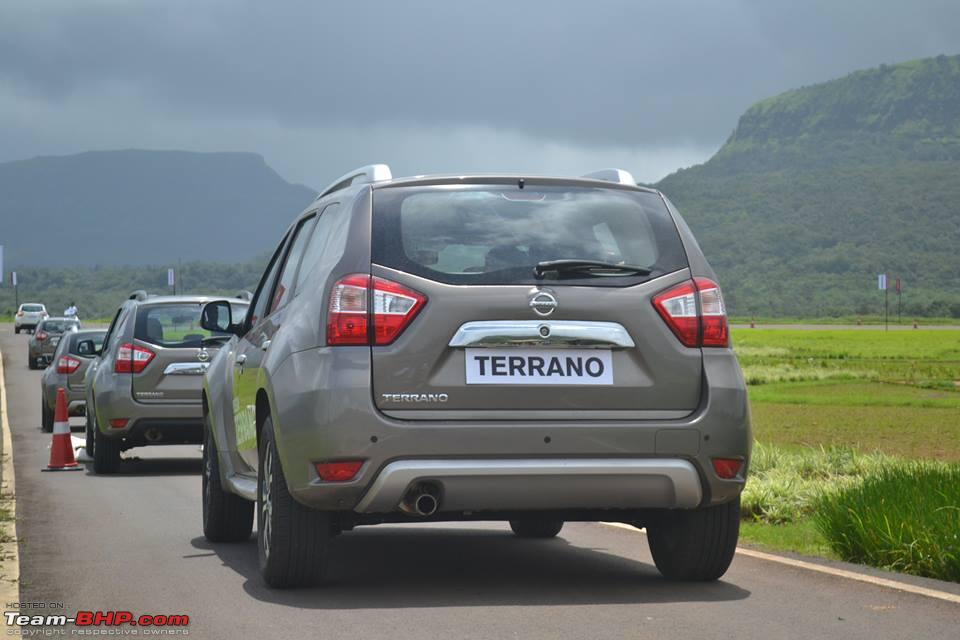 Nissan Terrano Unveiled : To be launched in early October-terrano-back01.jpg