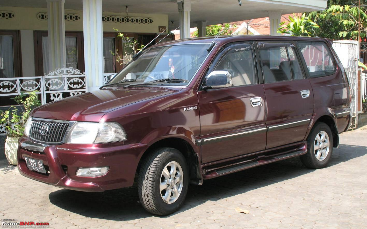 2014 Toyota Innova Facelift Now Launched Page 5 Team Bhp Revo Wiring Diagram Kijang Lgx