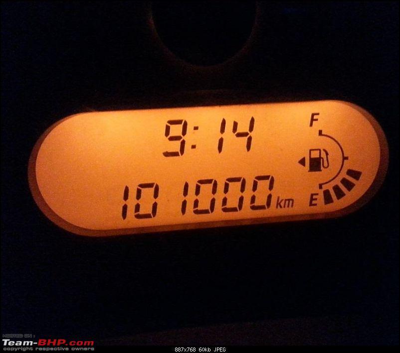 Highest reading on the odometer!-20130921_211422.jpg