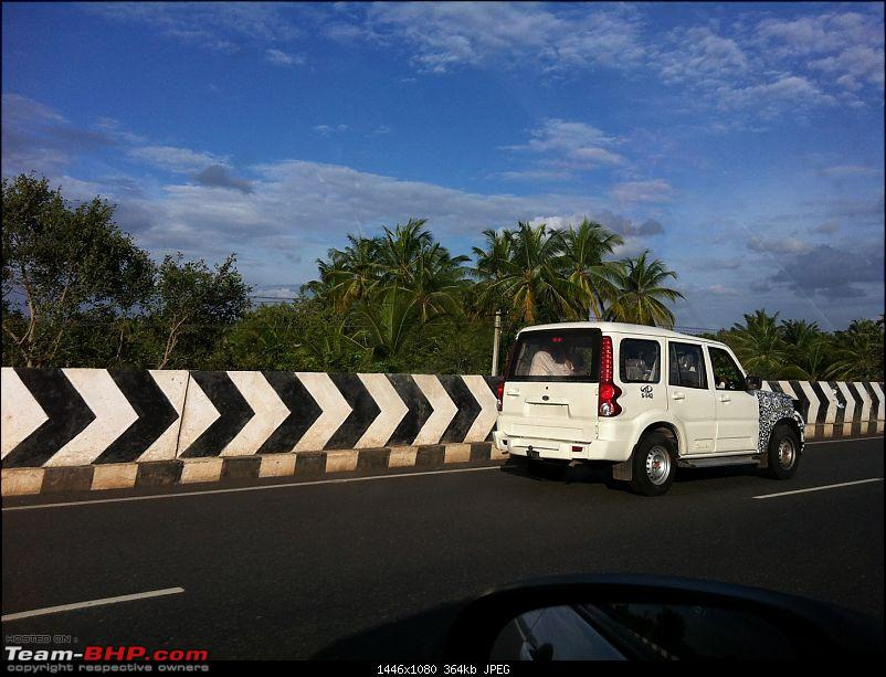 2014 Mahindra Scorpio Facelift (W105). EDIT: Now launched at Rs. 7.98 lakhs-img_0169.jpg