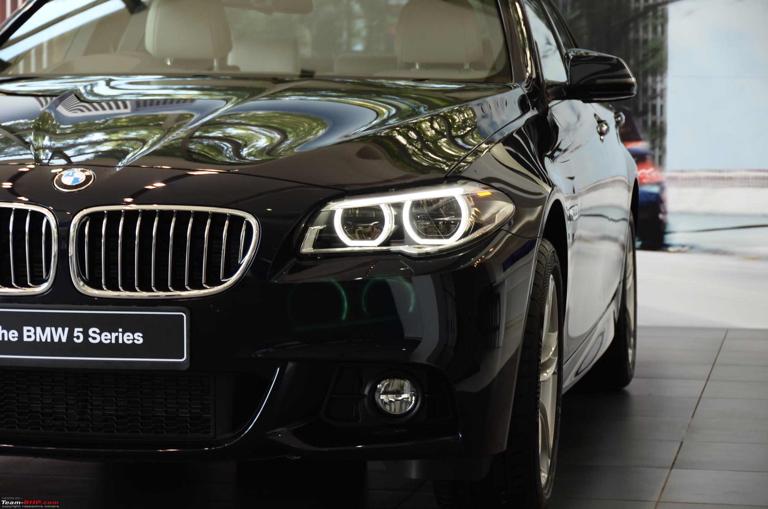 Bmw 5 series facelift 2013 launch date india autos post