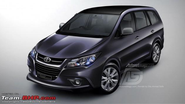 Launch of new Corolla & Innova by Mid-2015? - Page 7 - Team-BHP
