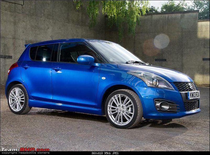 2014 Suzuki Swift Facelift Revealed-1.jpg