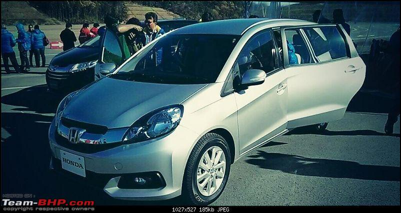 Honda Mobilio (Brio-based MPV) coming soon? EDIT: pre-launch ad on p29-1.jpg