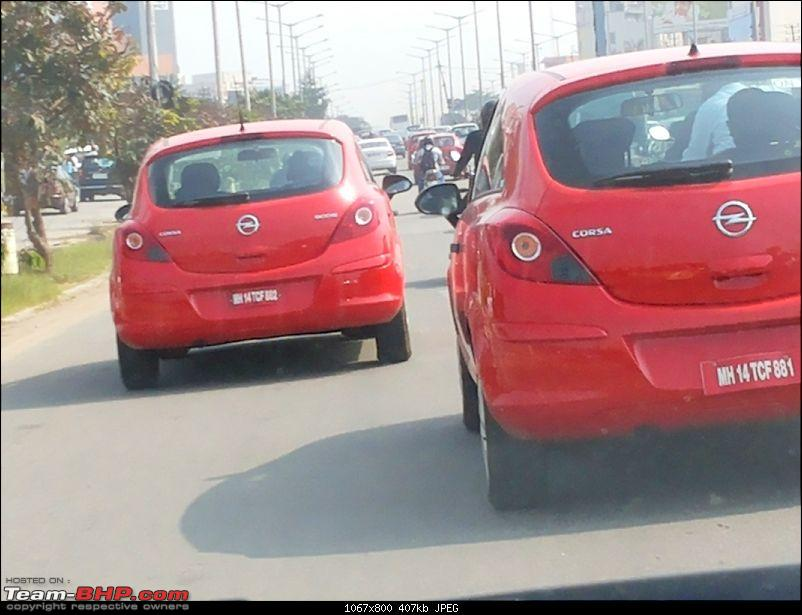 New Opel Corsa spotted-20131120_101332.jpg