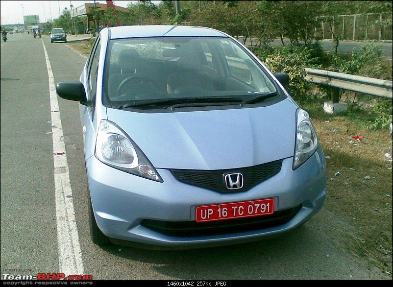 Honda to raise car prices, and Jazz launch soon. EDIT : Jazz spotted testing on pg.14-2.jpg