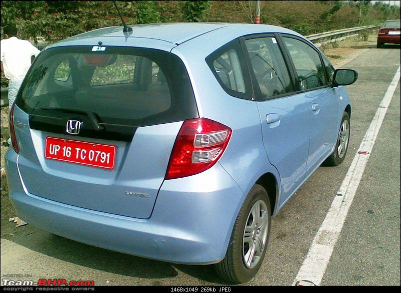 Honda to raise car prices, and Jazz launch soon. EDIT : Jazz spotted testing on pg.14-4.jpg