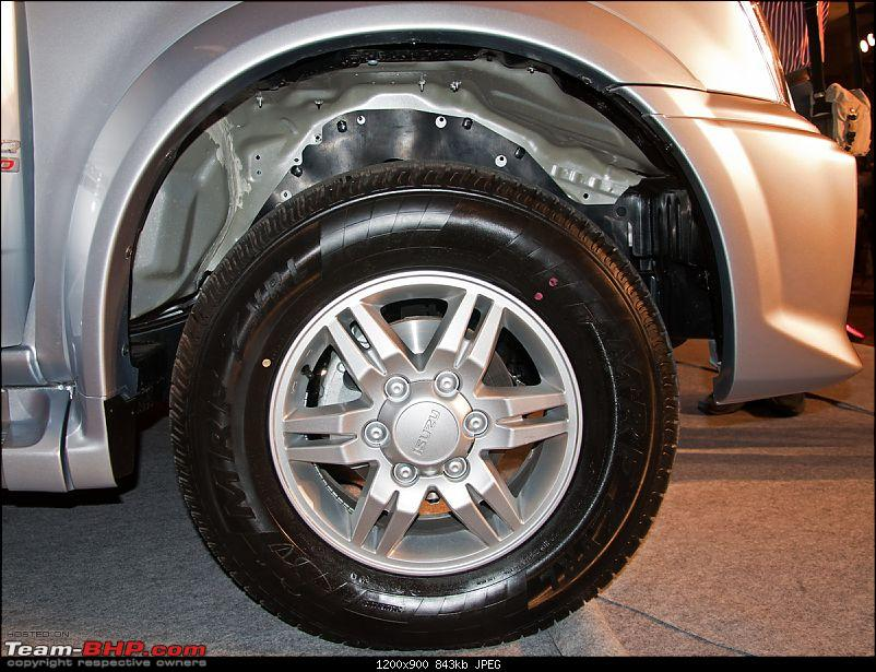 Official: Isuzu to build MU-7 and D-Max at HM's Chennai Plant Edit: Launched @ Rs.22L-wheel.jpg