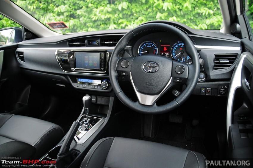 Launch Of Toyota Altis In Thailand 2014 | Autos Weblog