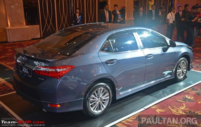 Launch Of New Toyota Corolla In Pakistan.html | Autos Post