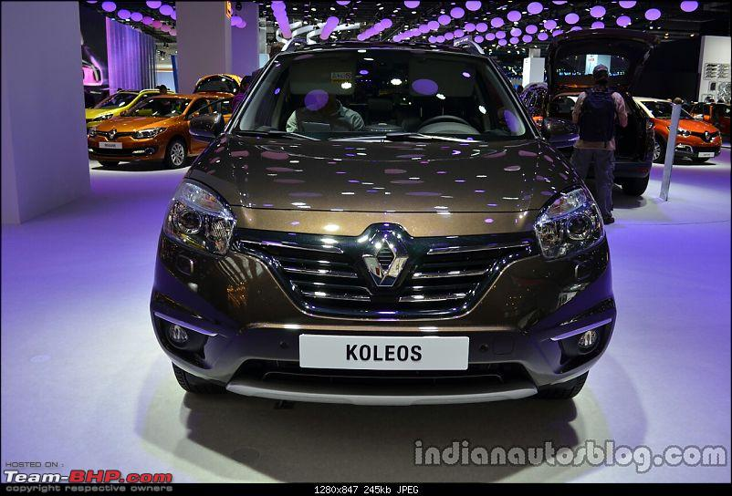 The Mega Auto Expo 2014 Thread: General Discussion, Live Feed & Pics-frontofthe2014renaultkoleos.jpg