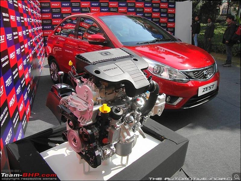 On the Tata Bolt Hatchback-tataboltzestpictures3.jpg