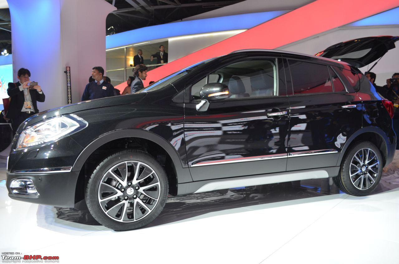 Maruti s plans upgraded swift sx4 crossover and an 800cc diesel car marutisuzukisx4scrossautoexpo201419_jpg_pagespeed_ce_mausjnmjll