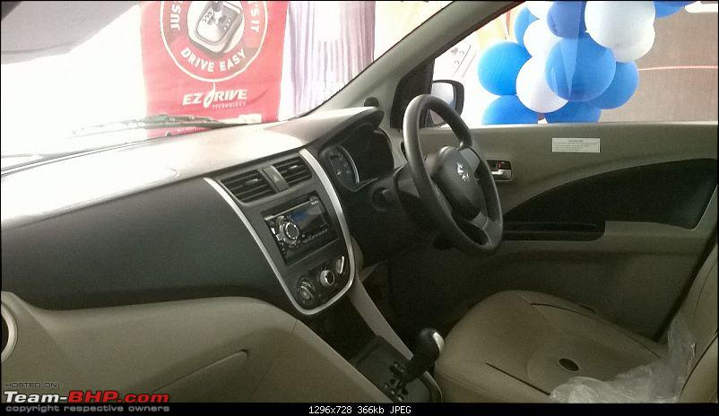 "Maruti to offer Automated Manual (""EZdrive"") in small cars*EDIT: Celerio AMT launched-wp_20140216_001.jpg"