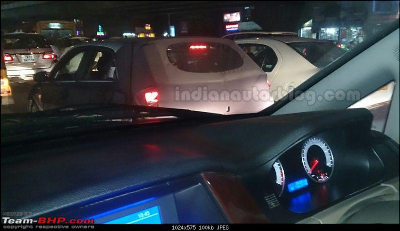 SCOOP Pics! 2014 Hyundai i20 spotted testing in India *UPDATE* Now launched @ 4.89L-2015hyundaii20spiedbyaniabreader1024x575.jpg
