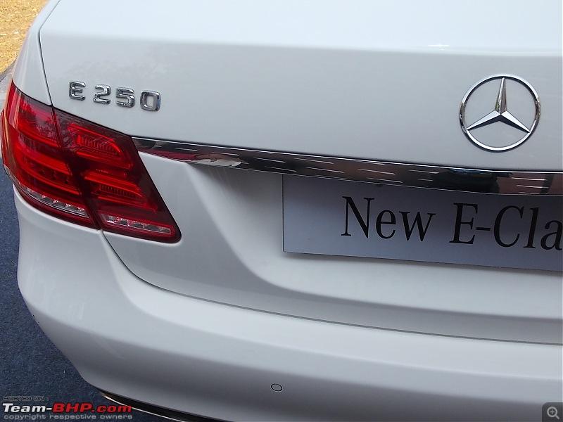 Mercedes Benz India launches 2014 E-Class Facelift-dscn1570.jpg