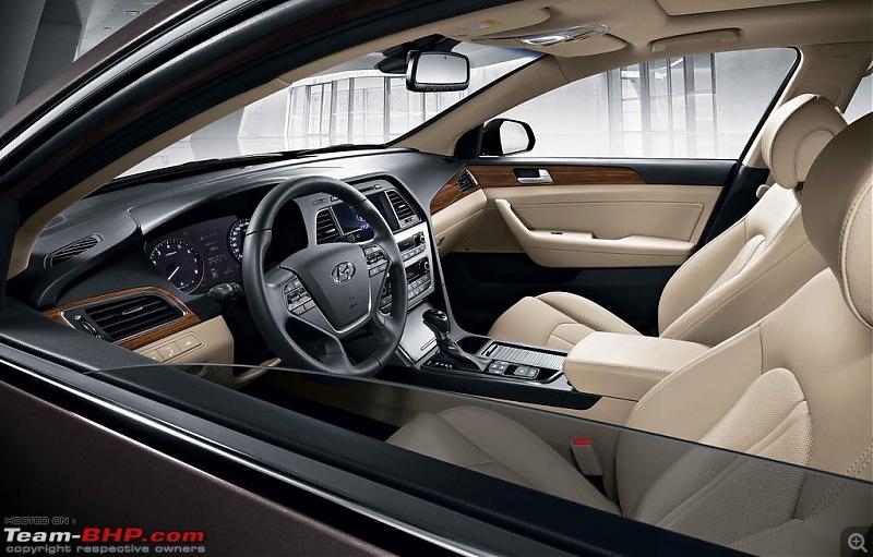 Next-gen Hyundai Sonata to get a toned down design?-2015hyundaisonatacabin.jpg