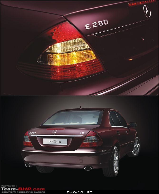 """Mercedes-Benz India launches the """"Special Edition E-class""""-photo-04.jpg"""