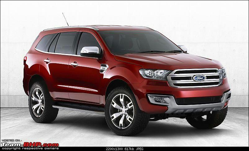 2014 ford endeavour launched at rs 1984 lakh teambhp