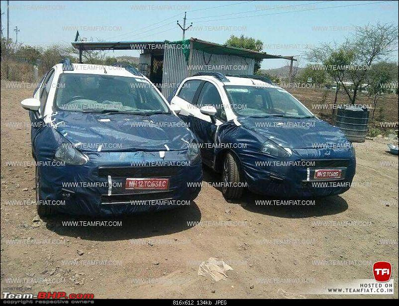 Fiat's India strategy revealed-fiatavventurafrontspyshot.jpg