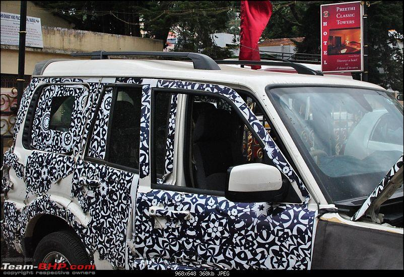 2014 Mahindra Scorpio Facelift (W105). EDIT: Now launched at Rs. 7.98 lakhs-dsc_8533.jpg