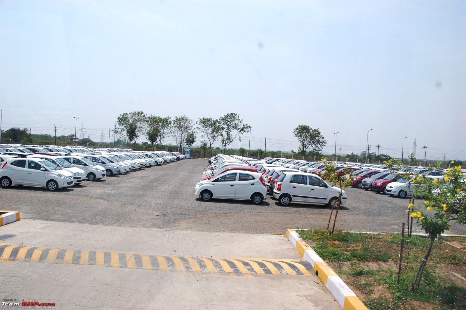 Pics Hyundais Chennai Factory Detailed Report On The Making Of Wiring Harness Industry In Xcent Grand I10