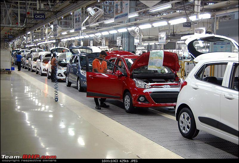 PICS: Hyundai's Chennai Factory. Detailed report on the making of Xcent & Grand i10-45assemblyline33.jpg