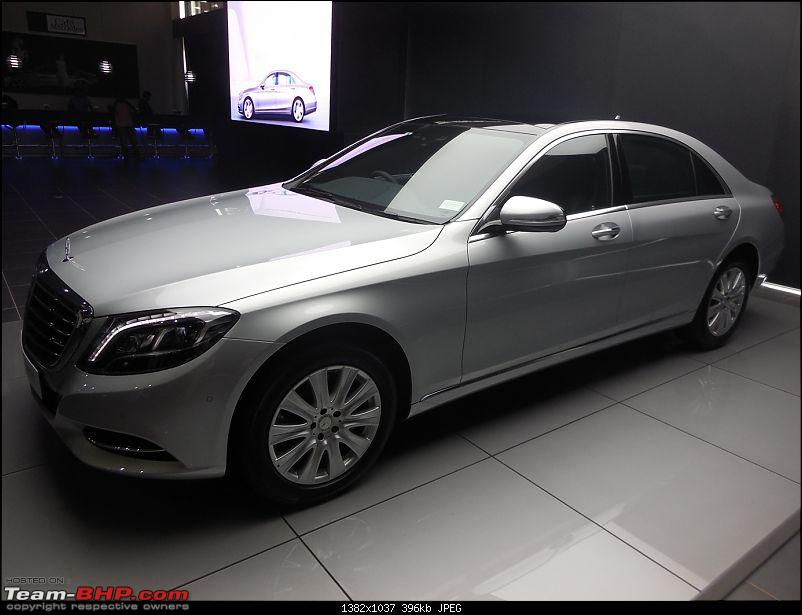Mercedes S-Class launched @ Rs 1.58 crore *EDIT: S350 CDI launched at 1.07 cr*-dscn1307.jpg