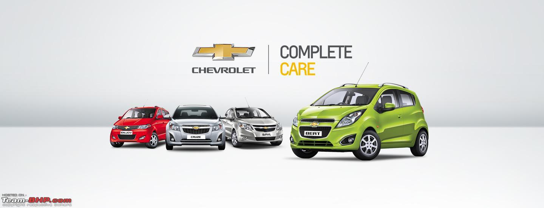 General Motors Launches 39 Chevrolet Complete Care 39 Program