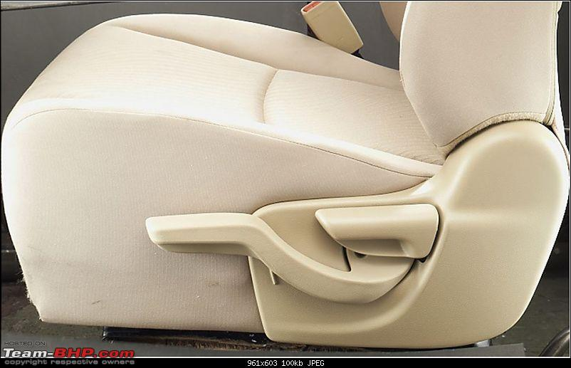 Honda Mobilio (Brio-based MPV) coming soon? EDIT: pre-launch ad on p29-seat-height-adjuster.jpg