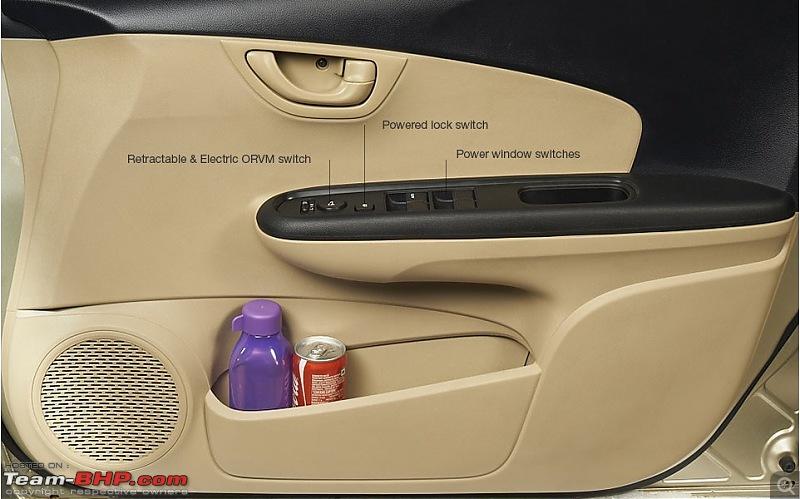 Honda Mobilio (Brio-based MPV) coming soon? EDIT: pre-launch ad on p29-window-control.jpg