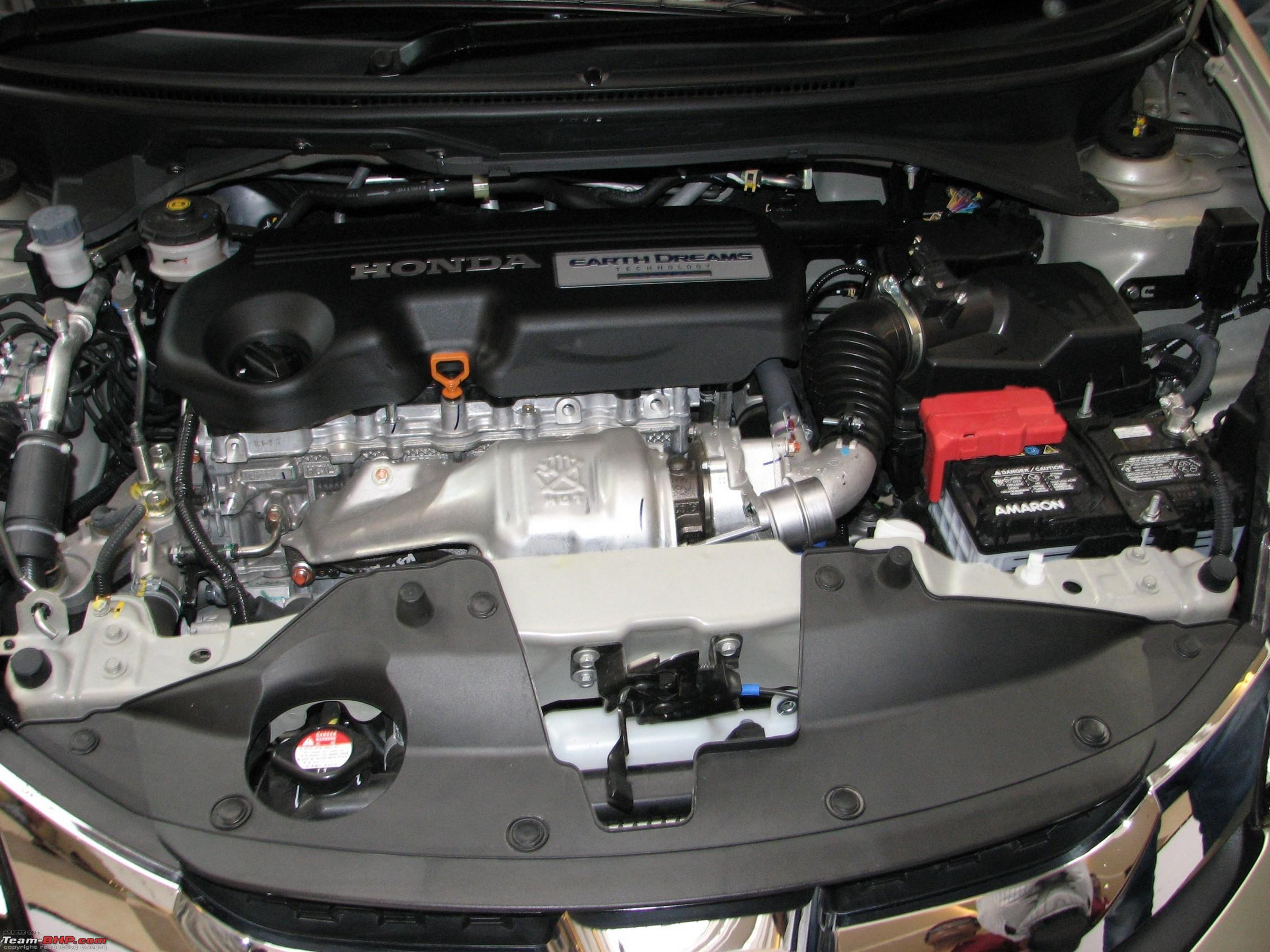 engine 2015 honda mobilio car shakes when started motor