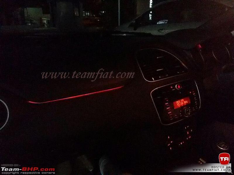Fiat's India strategy revealed-punto-evo-2014-ambient-lighting.jpg