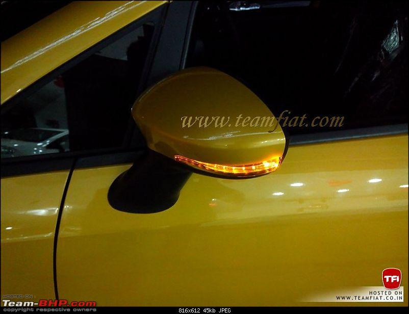 Fiat's India strategy revealed-punto-evo-2014-orvm-turn-indicators.jpg