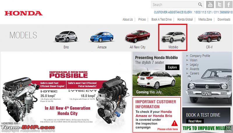 Honda Mobilio (Brio-based MPV) coming soon? EDIT: pre-launch ad on p29-mobilio.png