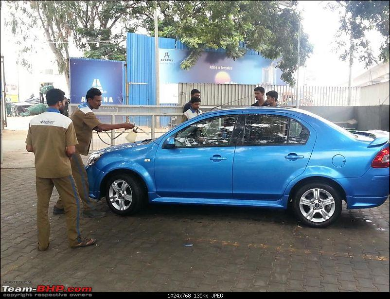 """Ford brings """"Quick Lane"""" Service to India @ Metro Ford, Bangalore-last-step.jpg"""