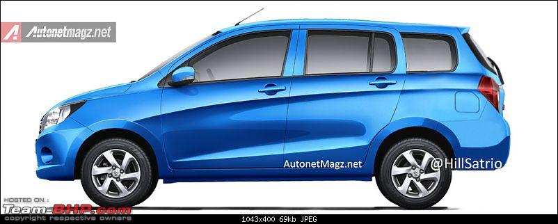 Maruti�s plans - Upgraded Swift, SX4 Crossover and an 800cc Diesel car?-suzukiceleriompvtampaksamping.jpg