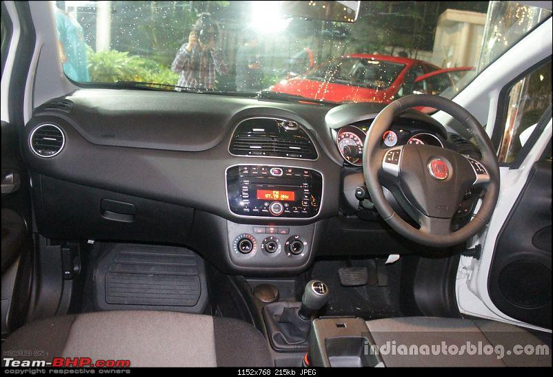 Fiat's India strategy revealed-2014fiatpuntoindonesiadashboard.jpg