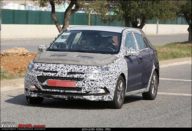 SCOOP Pics! 2014 Hyundai i20 spotted testing in India *UPDATE* Now launched @ 4.89L-spyshotsallnew2014hyundaii20isalmostreadyforproduction_1.jpg