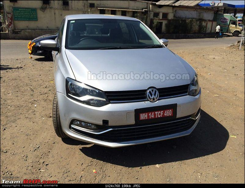 Summary of changes: 2014 VW Polo-headlights-india.jpg