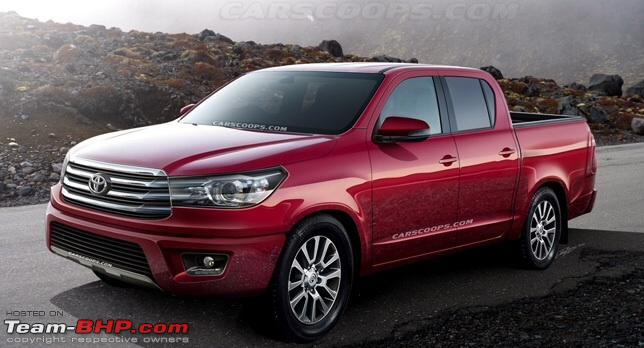 New Toyota Fortuner caught on test in Thailand - Page