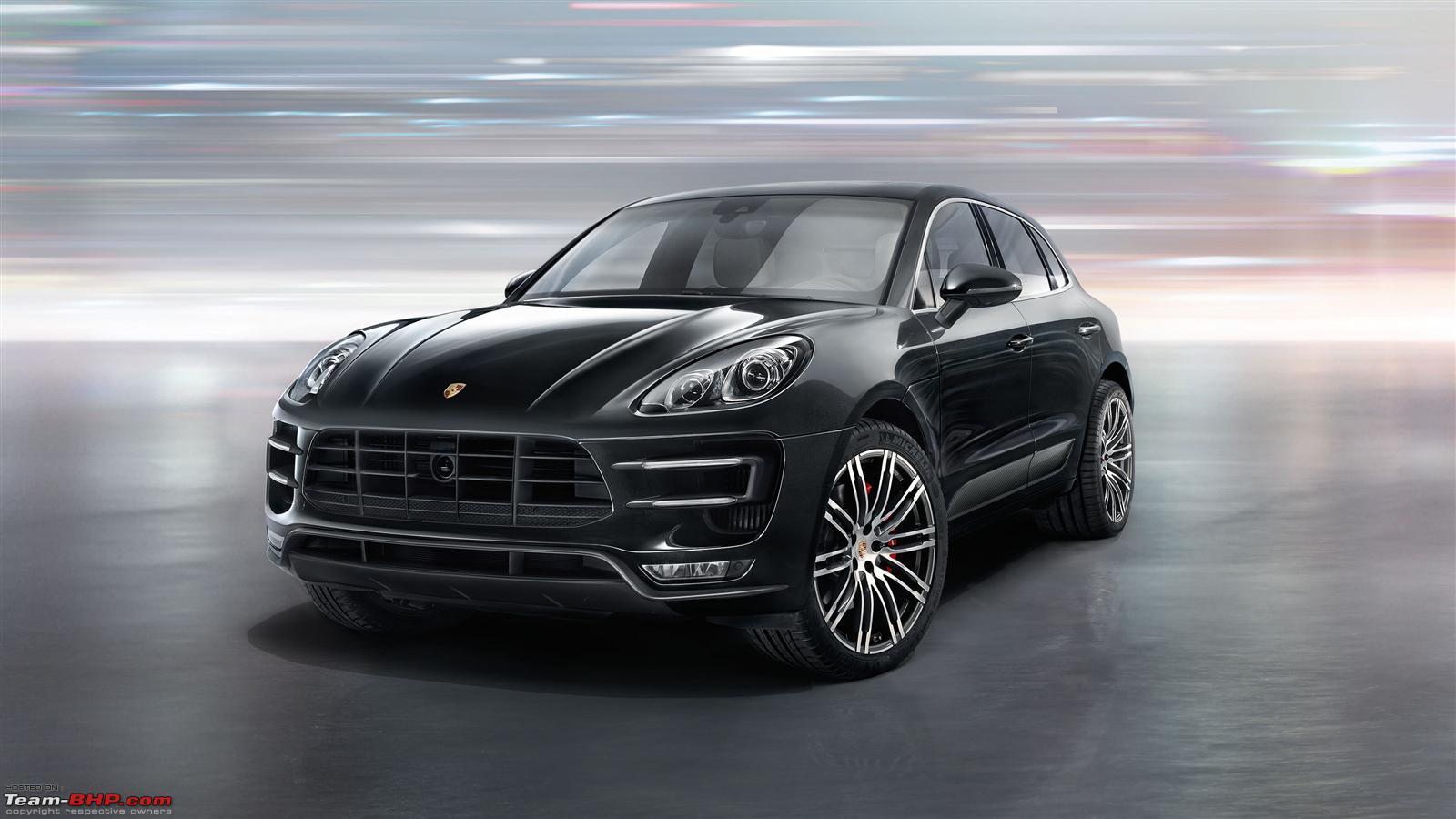 Porsche Macan Suv Launched In India Rs 1 Crore Team Bhp
