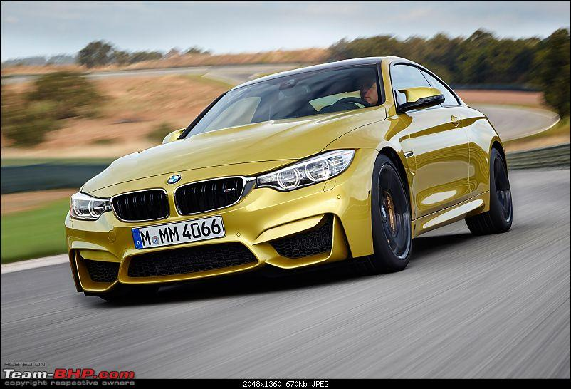 What happened to good looking cars?!-2015bmwm4inmotion.jpg