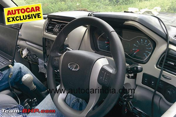 Name:  2014MahindraScorpiorefreshspyinterior.jpg