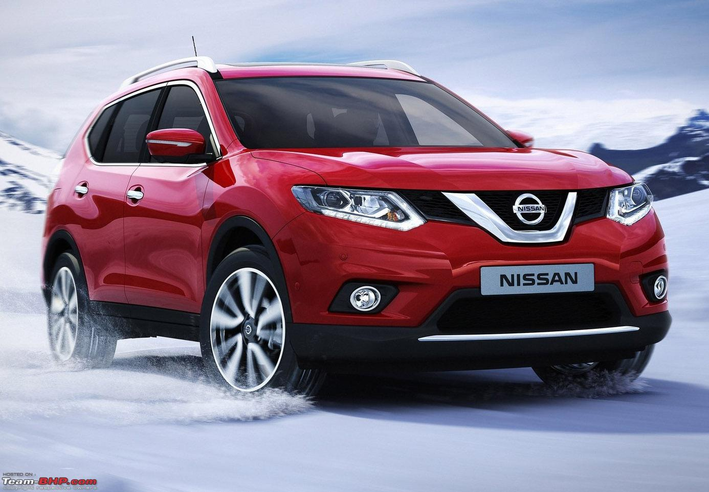 What Happened To Good Looking Cars?! Nissan Xtrail New